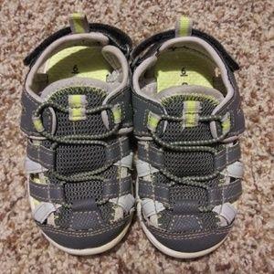 Carter boy sandals